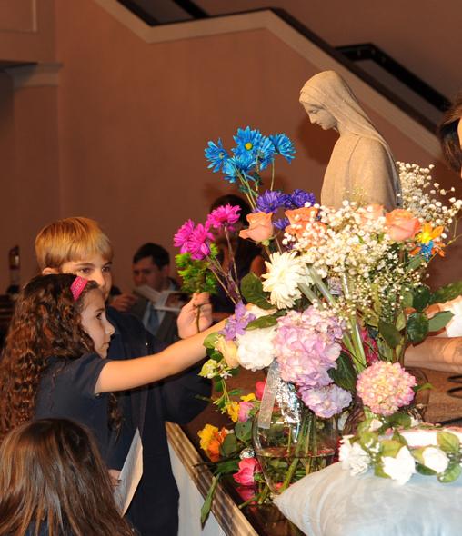 St John Bosco Academy, Children in Church